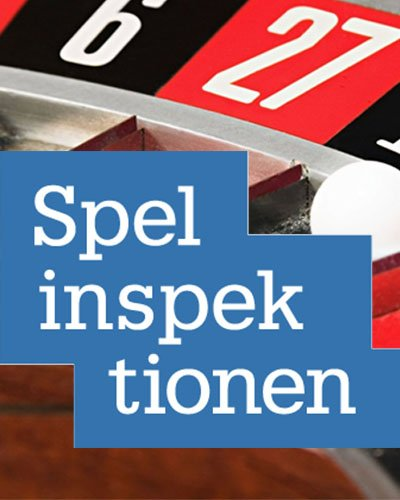 Sveriges nya spellicens - 8332