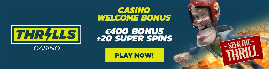 Thrills casino - 34199