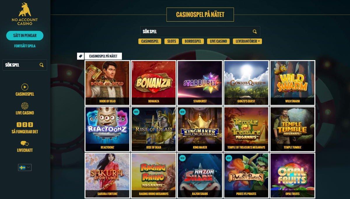 Utländska casino - 4776