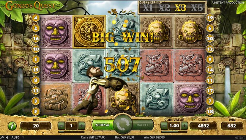 Utländska casino - 20976