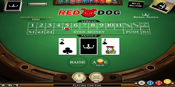 Videopoker spelform Red - 36033