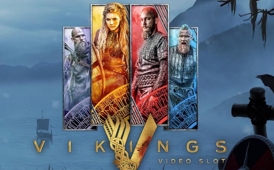 Vikings spel - 53528