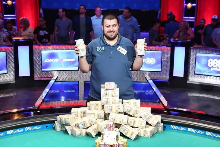 WSOP 2019 biggest - 23720